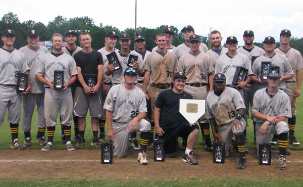 2012 CVSCL Champions